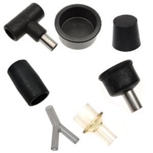 F - Rubberfitting onderdelen